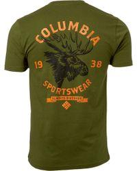 Columbia - Gallup T-shirt - Lyst
