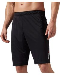 Reebok - Antimicrobial Knit Shorts - Lyst