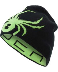 Spyder - Youth Reversible Bug Hat - Lyst