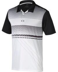 Oakley - Superior Golf Polo - Lyst