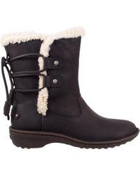 70ed4fbe8ef Lyst - UGG (r) Australia 'classic Short - Rustic Weave' Boot (women ...