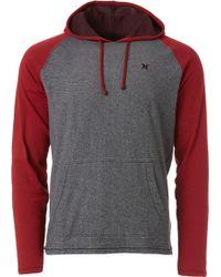 Hurley | Weekend Hooded Long Sleeve Shirt | Lyst