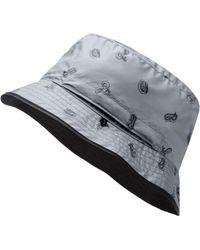 1fa1214f Billabong Classic Straw Sun Hat in Brown for Men - Lyst