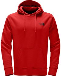 The North Face - Half Dome Red Box Hoodie - Lyst
