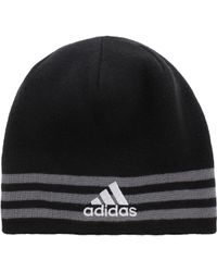 ff87f081ab2 Lyst - adidas Eclipse Climawarm® Reversible Beanie in Blue for Men