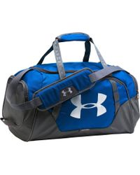 4727081747c Under Armour Undeniable Ii Medium Duffle Bag in Blue for Men - Lyst