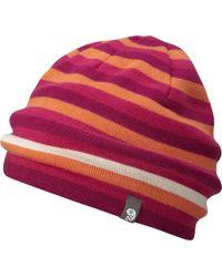 Mountain Hardwear - Stripes Reversible Dome Beanie - Lyst