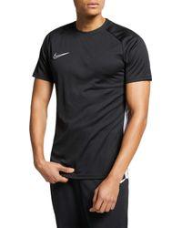 7a0fd9780f Kappa. Authentic Bzalaya Futball Jersey. $50. Jimmy Jazz. Nike - Dry  Academy Soccer Tee - Lyst
