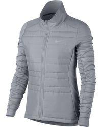 Nike - Essential Full Zip Running Jacket - Lyst