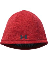 1211cfc3dd4 Lyst - Under Armour Coldgear Infrared Elements Storm 2.0 Beanie in ...