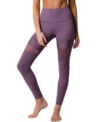 e926315efca193 Onzie - Royal Purple Haze Legging - Lyst
