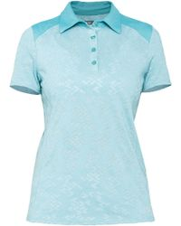 Lija - Draw Golf Polo - Lyst