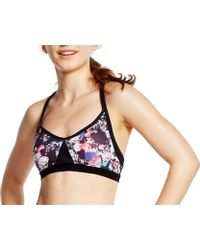 Soffe - No Contest Sports Bra - Lyst