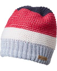 80fdcd72c5384 Lyst - Columbia Youth Auroras Lights Beanie in Blue for Men