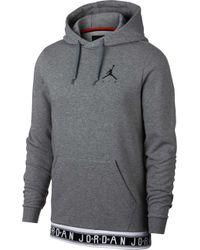 Nike - Jordan Jumpman Air Hbr Dri-fit Hooded Pullover - Lyst c3f96264e7af