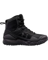 Under Armour - Valsetz Rts 7'' Side Zip Tactical Boots - Lyst
