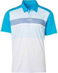 Oakley | Major Golf Polo | Lyst