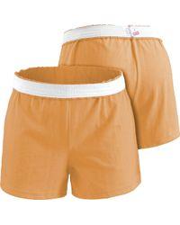 Soffe - Juniors' Cheer Shorts - Lyst