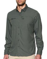 Under Armour - Fish Stalker Long Sleeve Shirt - Lyst