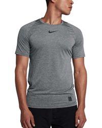 c9d964013 Nike Pro Colorburst 2 Long Sleeve Shirt for Men - Lyst