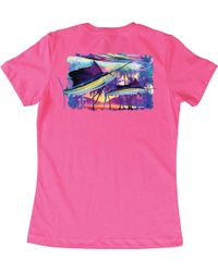 Guy Harvey - Two Sails Underwater T-shirt - Lyst