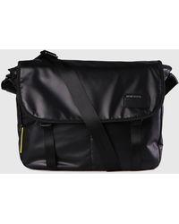 DIESEL - Cross Body Bag With Fluo Subtle Detail - Lyst