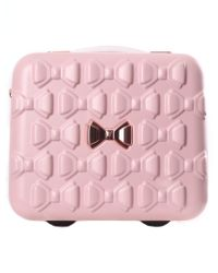 Ted Baker - Evlina Moulded Bow Women's Vanity Case Pink - Lyst
