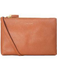Ted Baker - Maceyy Women's Tassel Double Zip Bag - Lyst