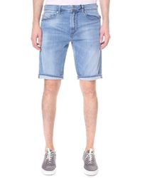DIESEL - Thoshort 84qn Shorts - Lyst