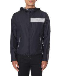 BOSS Green - Jeltech 1 Zip Through Hooded Jacket - Lyst