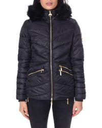 Barbour - Turbo Quilted Jacket - Lyst