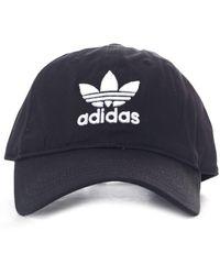be80f79a adidas - Men's Trefoil Beanie Black - Lyst · adidas - Trefoil Cap - Lyst