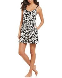Kate Spade - Aliso Beach Flare Romper Cover-up - Lyst
