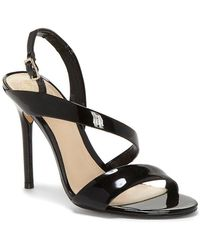 Vince Camuto - Costina Patent Leather Dress Sandals - Lyst