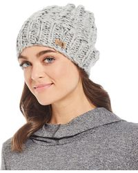 The North Face - Ladies' Chunky Knit Beanie - Lyst