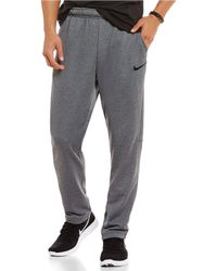 df7db7aedc97 Nike - Big   Tall Dry Fleece Training Pants - Lyst