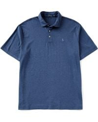 Polo Ralph Lauren - Classic-fit Short-sleeve Polo Shirt - Lyst