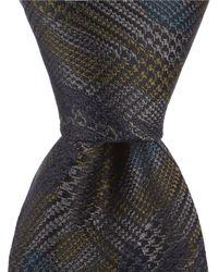 "Murano - Big & Tall Everitt Camo Traditional 3.12"" Silk Tie - Lyst"