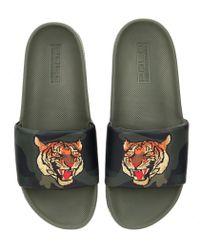 Polo Ralph Lauren - Men's Cayson Slides - Lyst