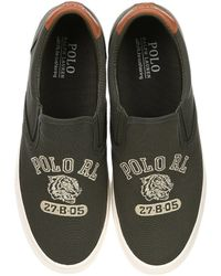Polo Ralph Lauren - Men's Thompson Slip-ons - Lyst