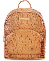 Brahmin - Toasted Almond Collection Mini Dartmouth Backpack - Lyst