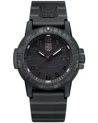 Luminox - Sea Turtle 0320 Polyurethane Strap Watch - Lyst