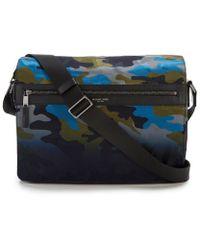 Michael Kors - Kent Large Ew Messenger Bag - Lyst