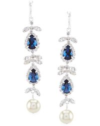 Cezanne - Chandelier Statement Earrings - Lyst