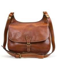 Patricia Nash - Heritage Collection London Saddle Bag - Lyst