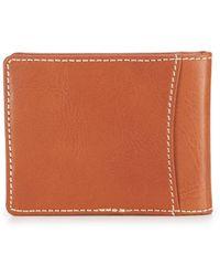 Patricia Nash - Nash Heritage Billfold Wallet With Money Clip - Lyst