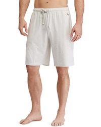 Polo Ralph Lauren - Big & Tall Supreme Court Pajama Shorts - Lyst