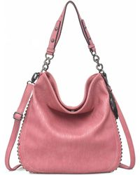 Jessica Simpson - Camile Convertible Hobo Bag - Lyst