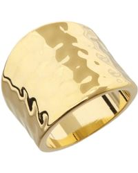 Dillard's - Boxed Collection Hammered Ring - Lyst