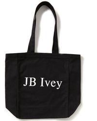 Heritage - Jb Ivey Logo Tote Bag - Lyst